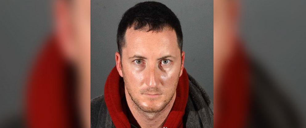 PHOTO: Benjamin Ackerman is seen in this police handout.