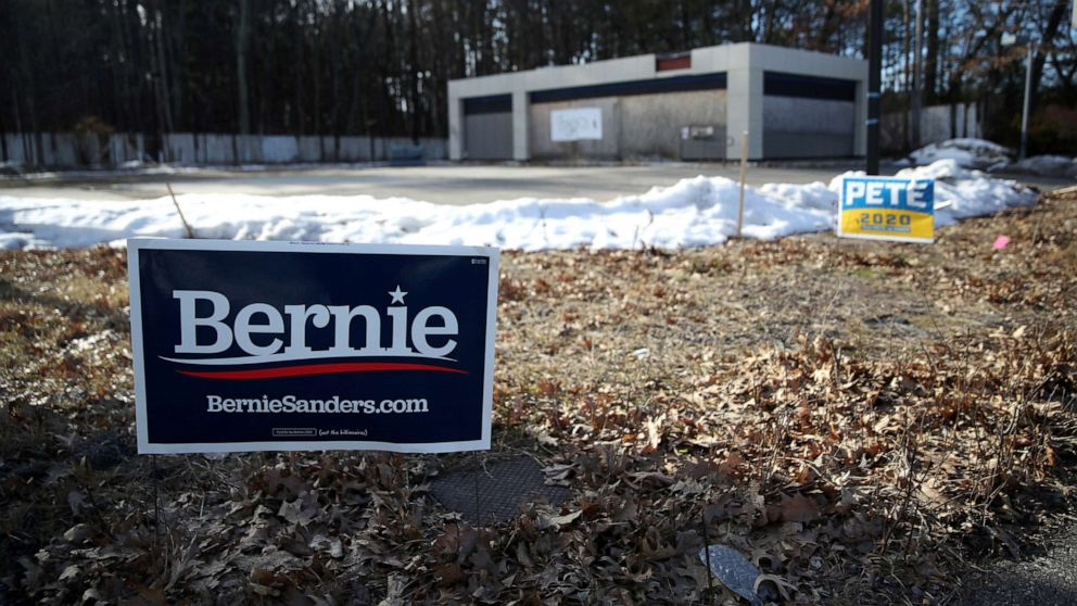 'Hier starten': New Hampshire Debatte und Trump nach Freispruch