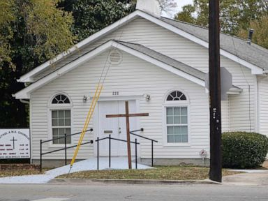 16-year-old girl collected multiple knives for attack on predominately black church