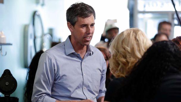 The Note: Beto and 'VETO!' speak to parties' identity crises