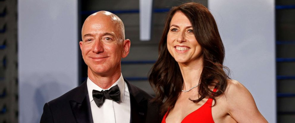 Jeff Bezos And Wife Mackenzie Splitting After 25 Years Abc News