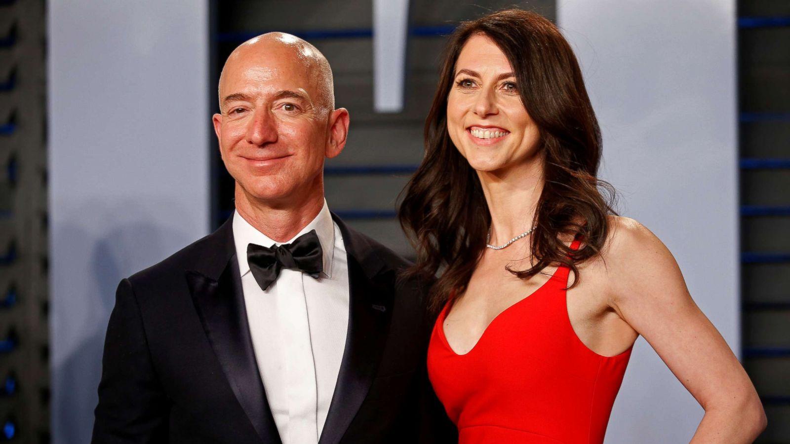 Jeff Bezos And Wife Mackenzie Splitting After 25 Years Abc News