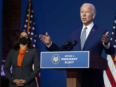 Biden team hopes to fill gaps left by Trump administration's COVID-19 response thumbnail