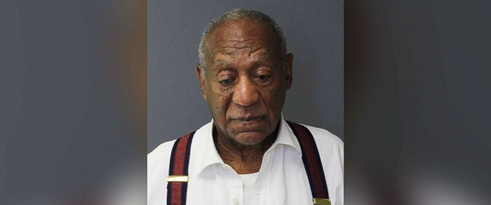 PHOTO: Bill Cosby is pictured in a booking photo released by the Montgomery County Correctional Facility on Sept. 25, 2018.