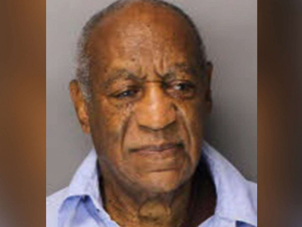 PHOTO: Comedian Bill Cosby is is pictured in a photo released by the Pennsylvania Department of Corrections.