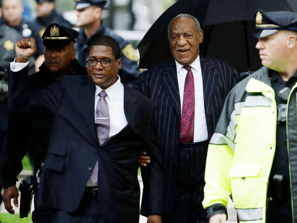 Bill Cosby gets 3 to 10 years in prison for sex assault