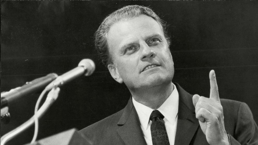 Evangelist Billy Graham Dies At 99