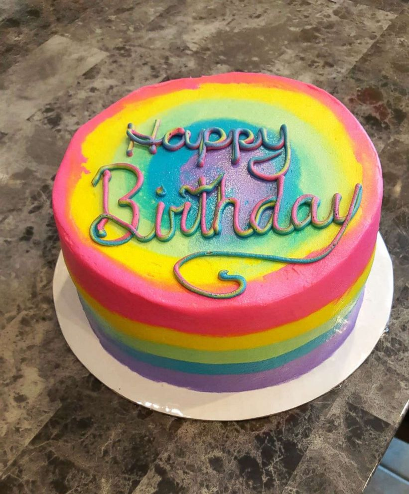 Teenagers Bake Deliver Special Birthday Cakes For Children Who