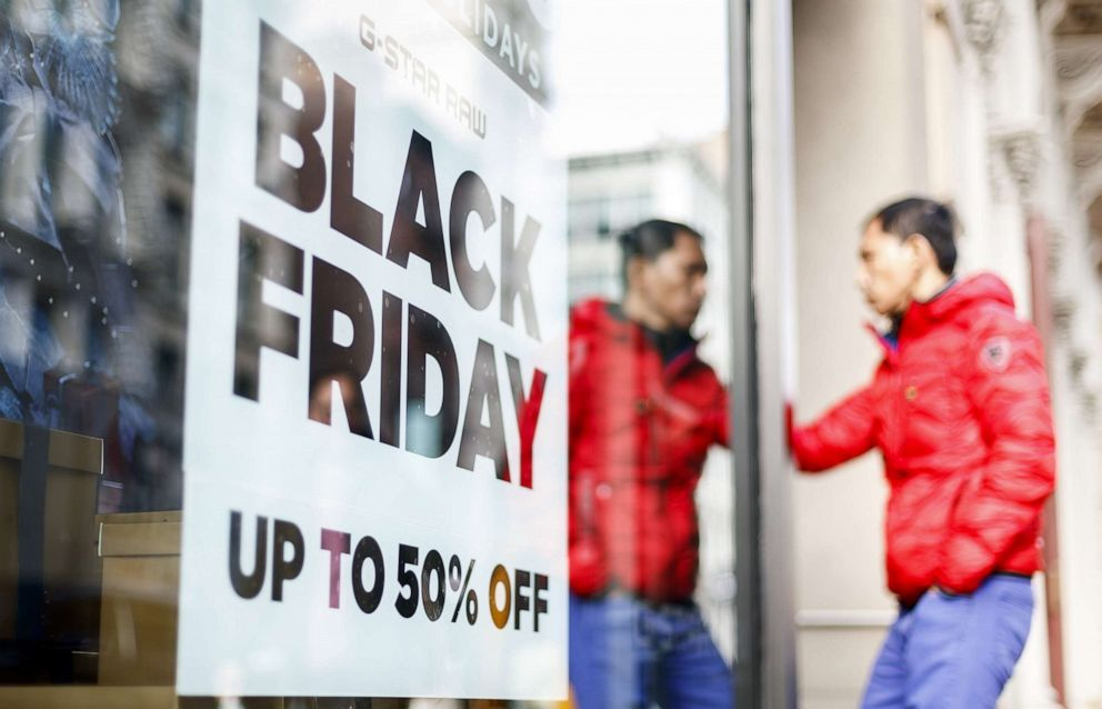Black Friday Kicks Off Early With 165 Million Expected To Shop Over Thanksgiving Weekend Abc News