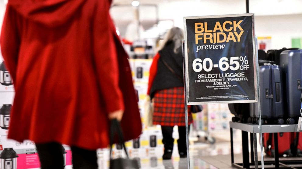 Black Friday starts early with 165 million expected to shop over Thanksgiving weekend