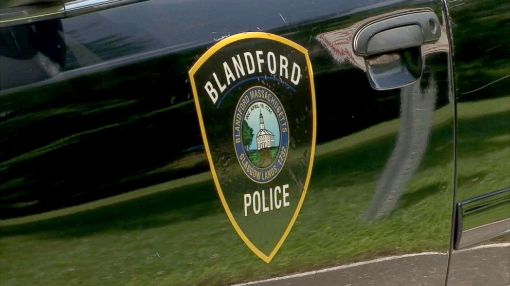PHOTO: Bladford police department in Massachusetts resigned from their jobs late July 2018 citing poor equipment and unsafe working conditions.