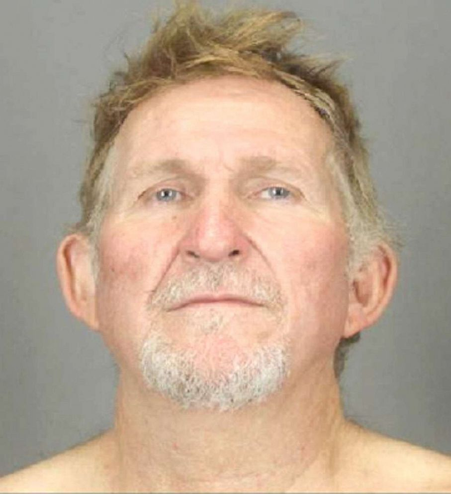 PHOTO: Blane Barksdale, 56, is wanted on murder and arson charges, police in Tucson said, Aug. 27, 2019.