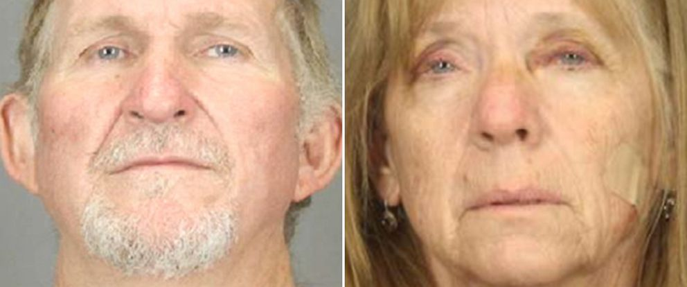 PHOTO: Blane, 56, and Susan Barksdale, 59, are wanted on murder and arson charges, police in Tucson said, Aug. 27, 2019.