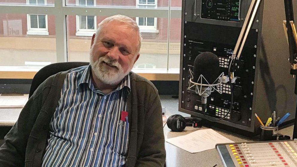 Radio host, 71, dies of COVID-19 weeks after the virus kills his wife