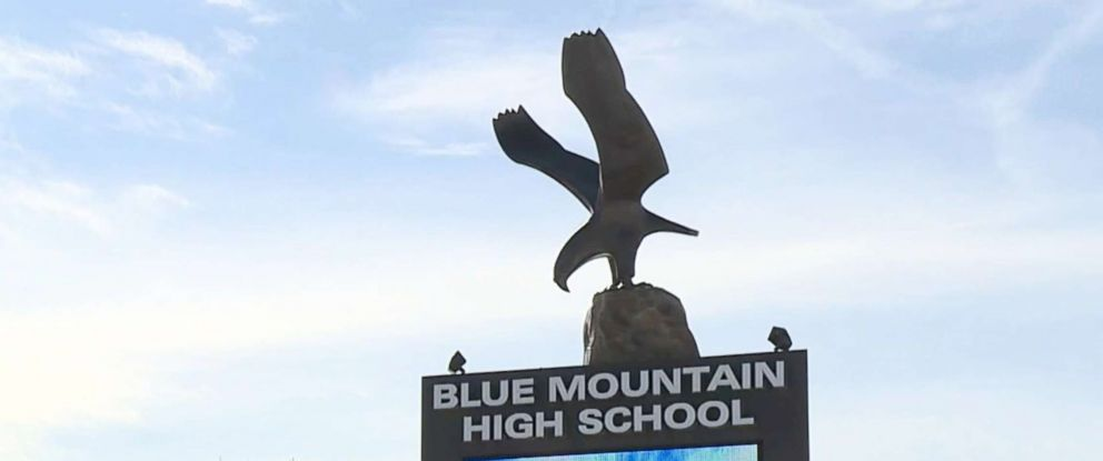 PHOTO: The Blue Mountain School District in Pa., has armed students with rocks to fight off school shooters, the superintendent said.