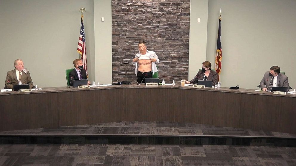 abcnews.go.com: Asian American veteran bares scars in denouncing anti-Asian hate: 'Is this patriot enough?'