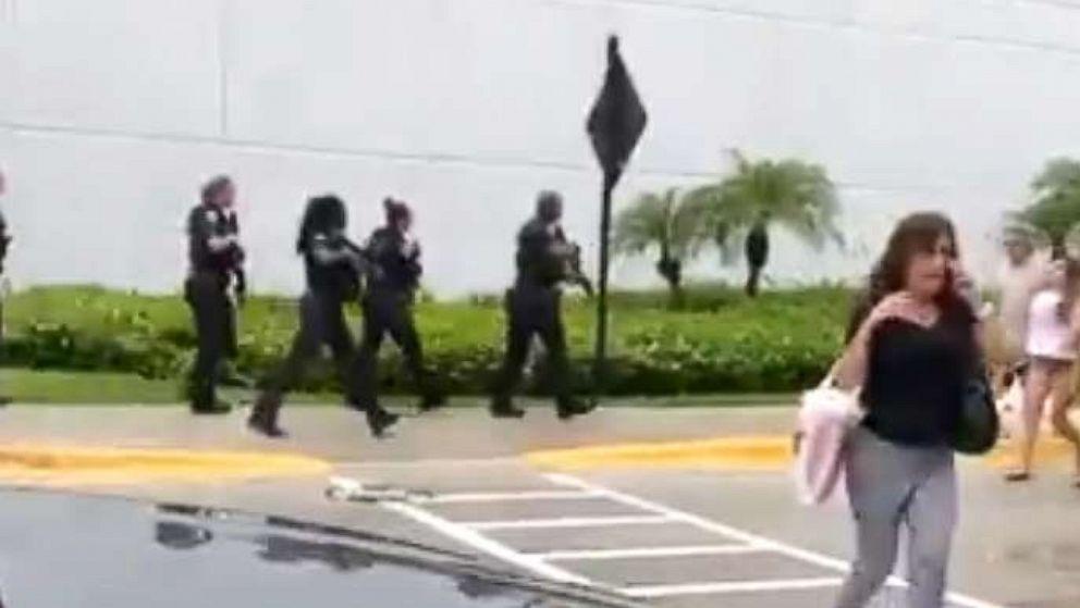 1 person geschossen mall in Boca Raton, Florida, Polizei sagen