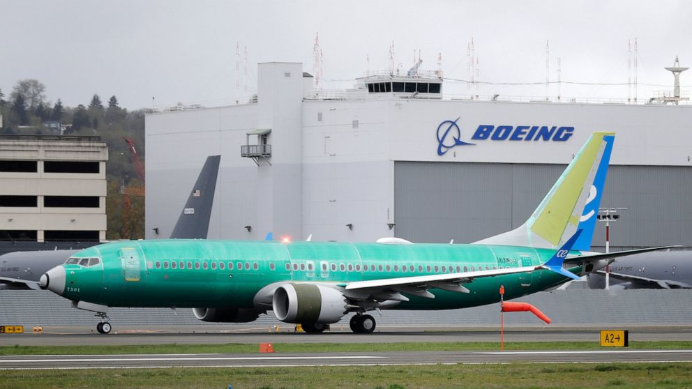 Trump says Boeing should overhaul 737 Max planes
