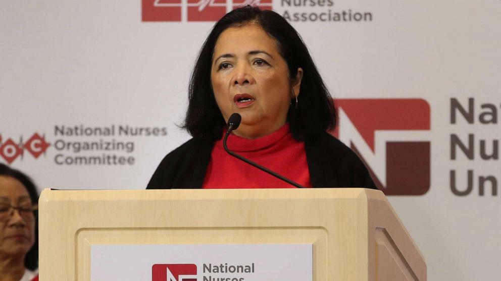 Krankenpflege-union-Chef sagt, dass Krankenschwestern nicht haben Schutzmechanismen, die Sie benötigen,'