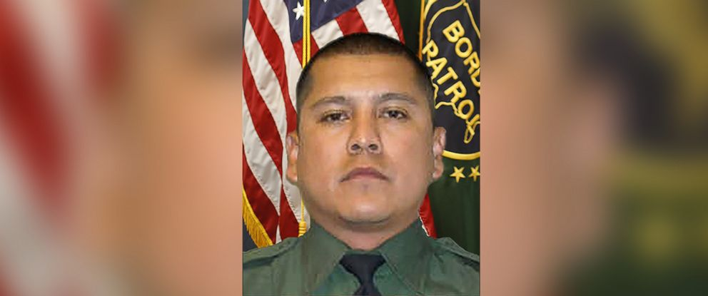PHOTO: U.S. Border Agent Rogelio Martinez, 36, who died while patrolling in a remote part of west Texas, is shown in this undated photo provided by the FBI in El Paso, Texas, Nov. 21, 2017.