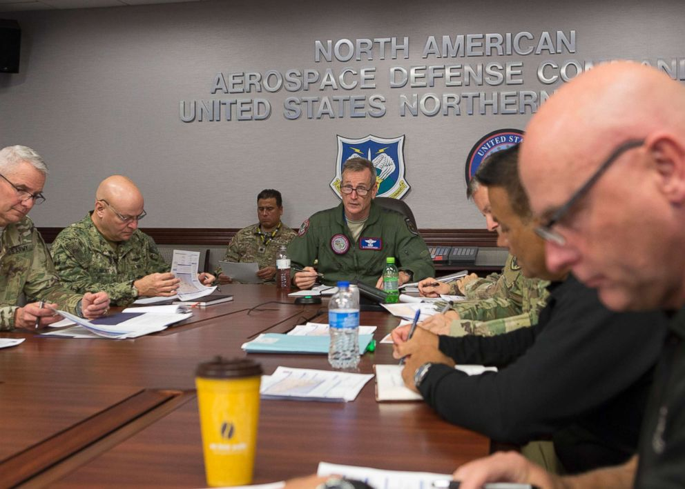Top general anticipates more than 5,200 troops might deploy to