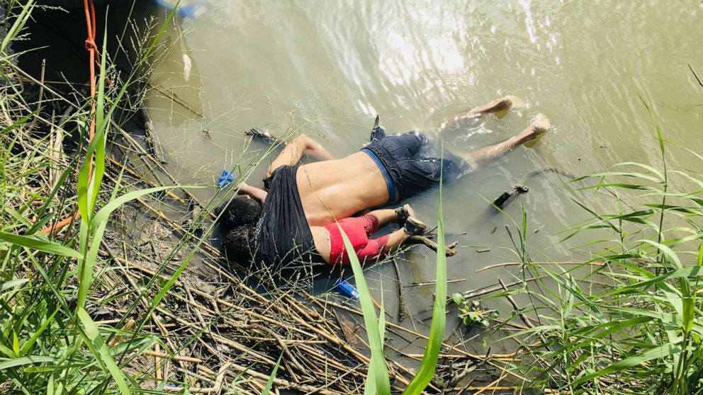 Photo of drowned father, daughter sparks new calls to deal with immigration crisis thumbnail
