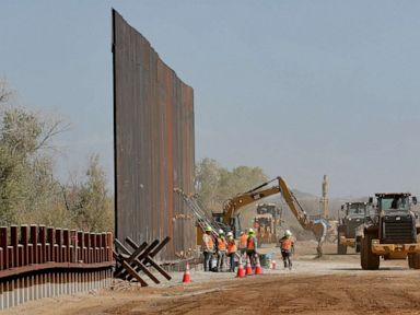 Supreme Court allows border wall construction to continue