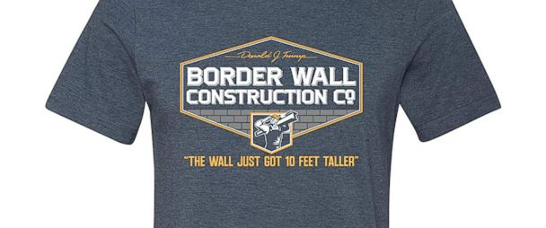 Student Suspended For Border Wall Shirt Gets 25 000 And