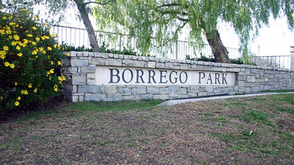 Borrego Park, California is where Blaze Bernstein was last seen, Jan. 2, 2018.