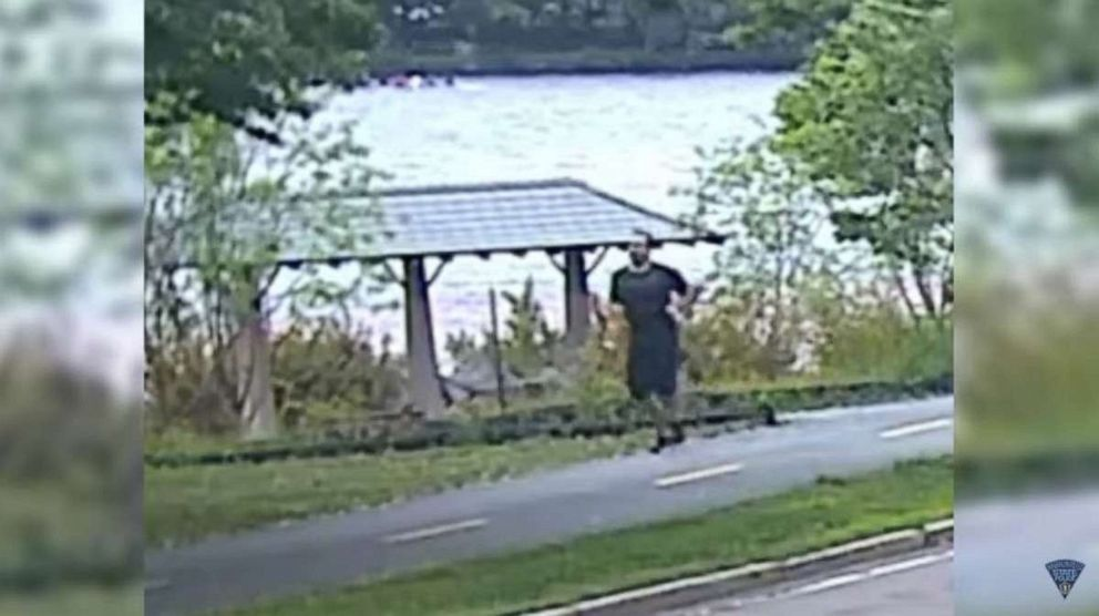 PHOTO: Police are looking for a man who allegedly flashed a female jogger in Cambridge, Mass., on Thursday, July 18, 2019.