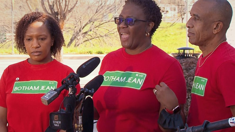 Botham Jean's mother describes lasting anguish, work to be done after Chauvin verdict