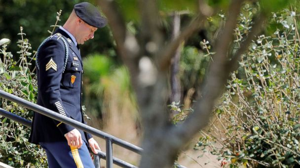 'All hell broke loose': Soldiers in Bergdahl search patrol recount Taliban attacks, injuries