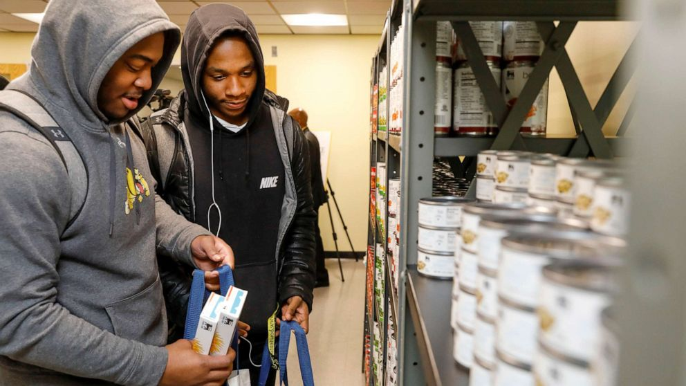 Maryland university ανοίγει lounge-style αποθήκη τροφίμων για μαθητές που χρειάζονται