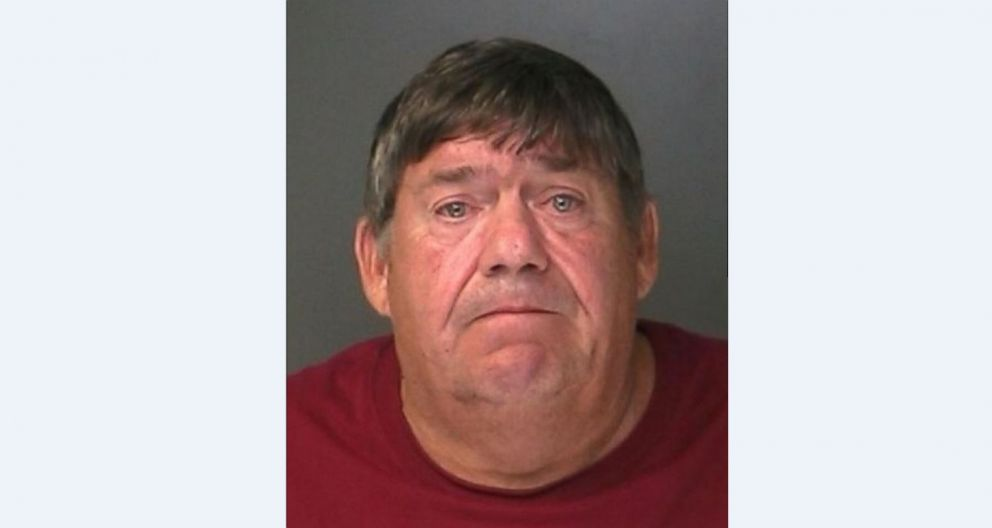 PHOTO: Thomas Murphy, 59, was allegedly under the influence when he lost control of his vehicle on Sunday, Sept. 30, 2018.