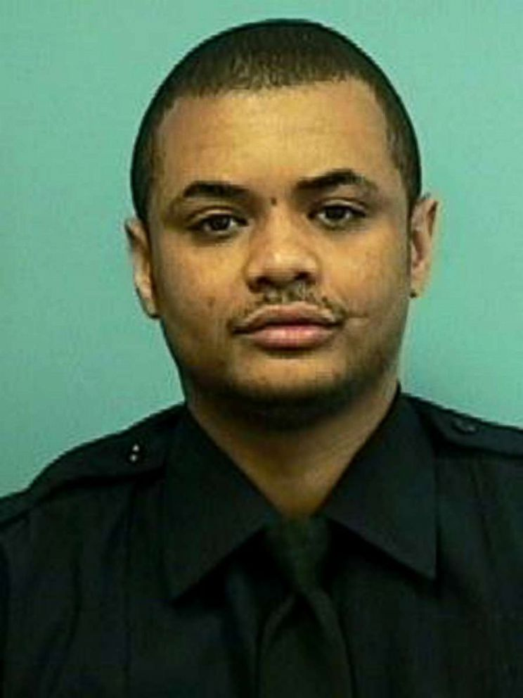 PHOTO: This undated photo provided by the Baltimore Police Department shows Det. Sean Suiter. Suiter was shot on Nov. 15, 2017, in a particularly troubled area of West Baltimore while investigating a 2016 homicide and died from his wounds the next day.