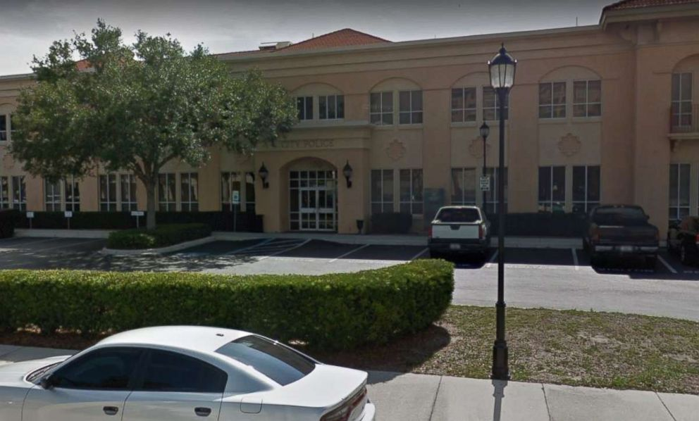 PHOTO: Bradenton Police Headquarters in Bradenton, Fla., at 100 10th St. on the Manatee River.
