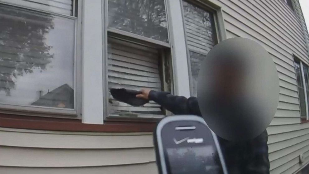 Bodycam footage appears to show a Rochester Police officer instructing a man to break into his ex-girlfriend's home.