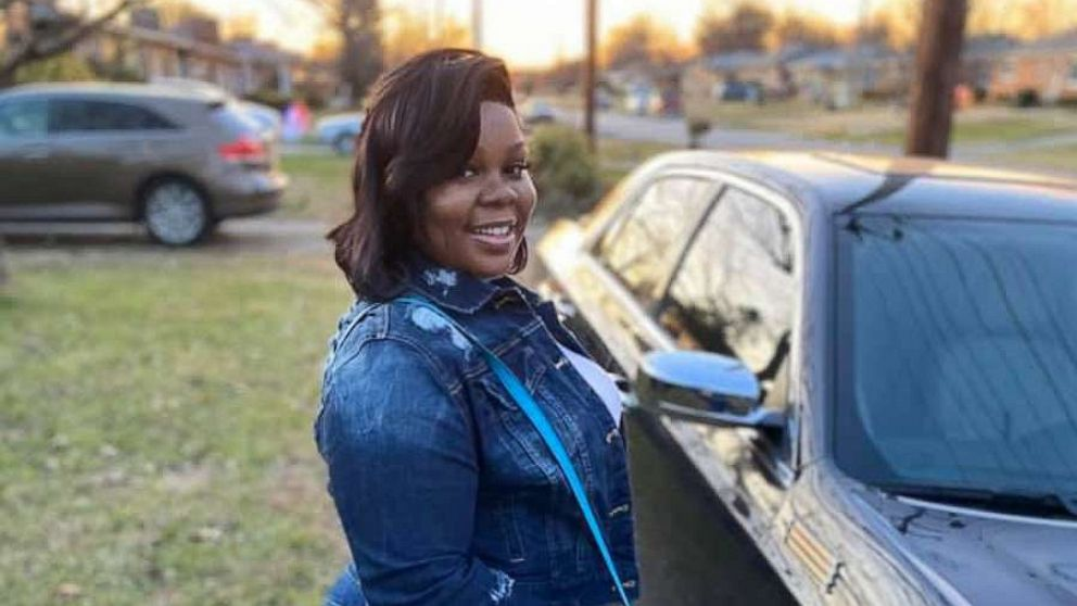 PHOTO: Breonna Taylor, 26, was shot and killed by Louisville, Kentucky, police officers after they allegedly executed a search warrant of the wrong home.