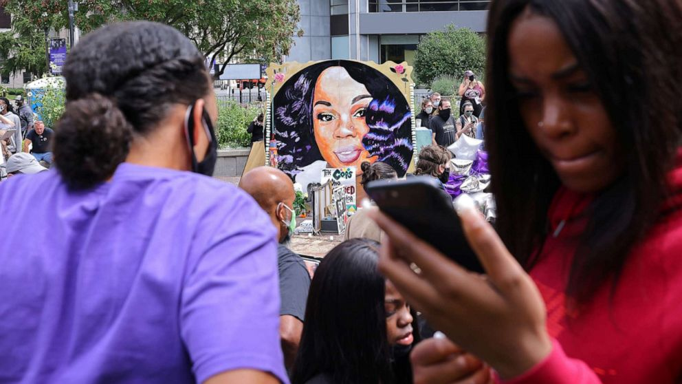 Public unleashes outrage over Breonna Taylor grand jury decision - cover