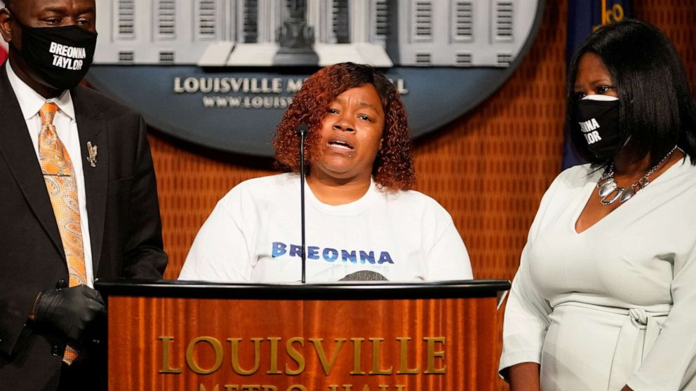 Breonna Taylor S Mom Hopes Settlement With Louisville Serves As National Model For Police Reform Abc News