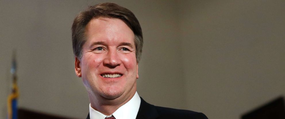PHOTO: Supreme Court nominee Judge Brett Kavanaugh is pictured on Capitol Hill in Washington, July 26, 2018.