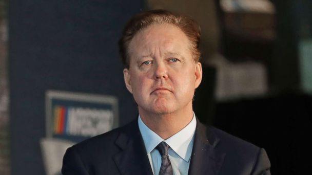 NASCAR CEO taking indefinite leave of absence after DWI arrest