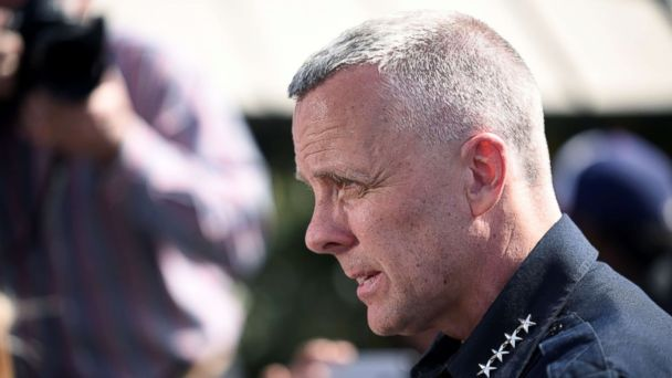 Austin police chief calls bomber 'domestic terrorist'