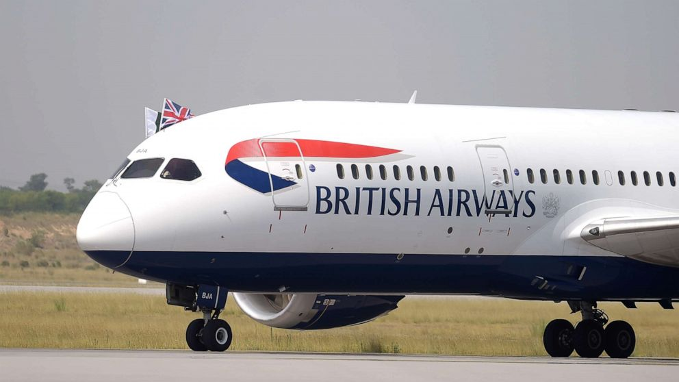 Suspension of flights 'has nothing to do with Cairo airport': British Airways thumbnail