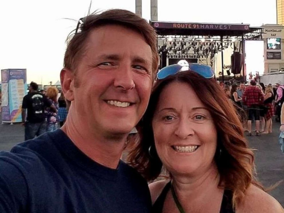 PHOTO: Denise Burditus, one of the people killed in Las Vegas after a gunman opened fire, Oct. 1, 2017, at a country music festival.