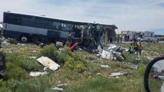 7 dead, dozens injured in New Mexico bus crash - ABC News