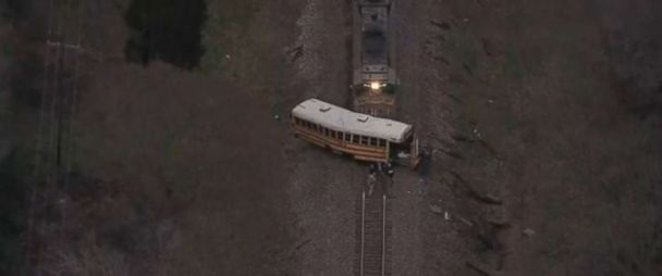 Texas bus driver indicted after deadly crash with train - ABC News