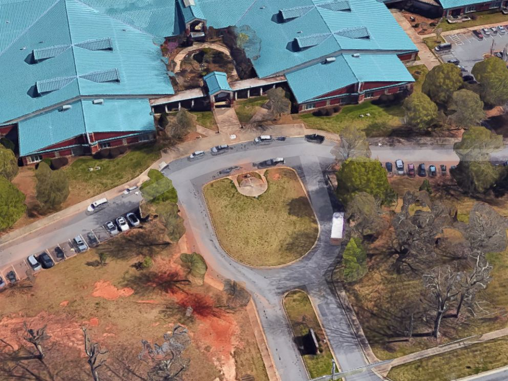 Student shot at North Carolina high school; shooter in custody, police say