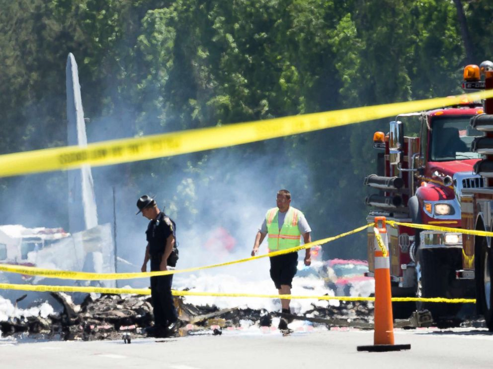 Military plane crash latest in string of deadly aviation incidents