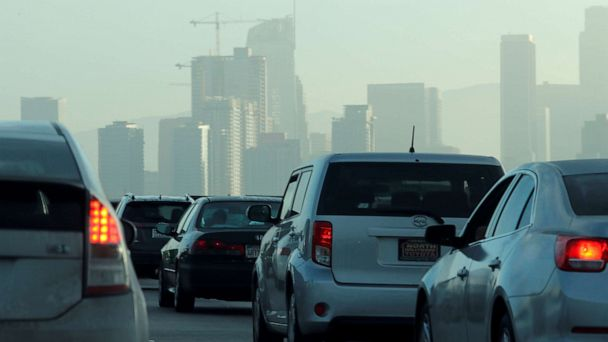 Trump's EPA sets stage for legal fight with California on fuel emissions standards